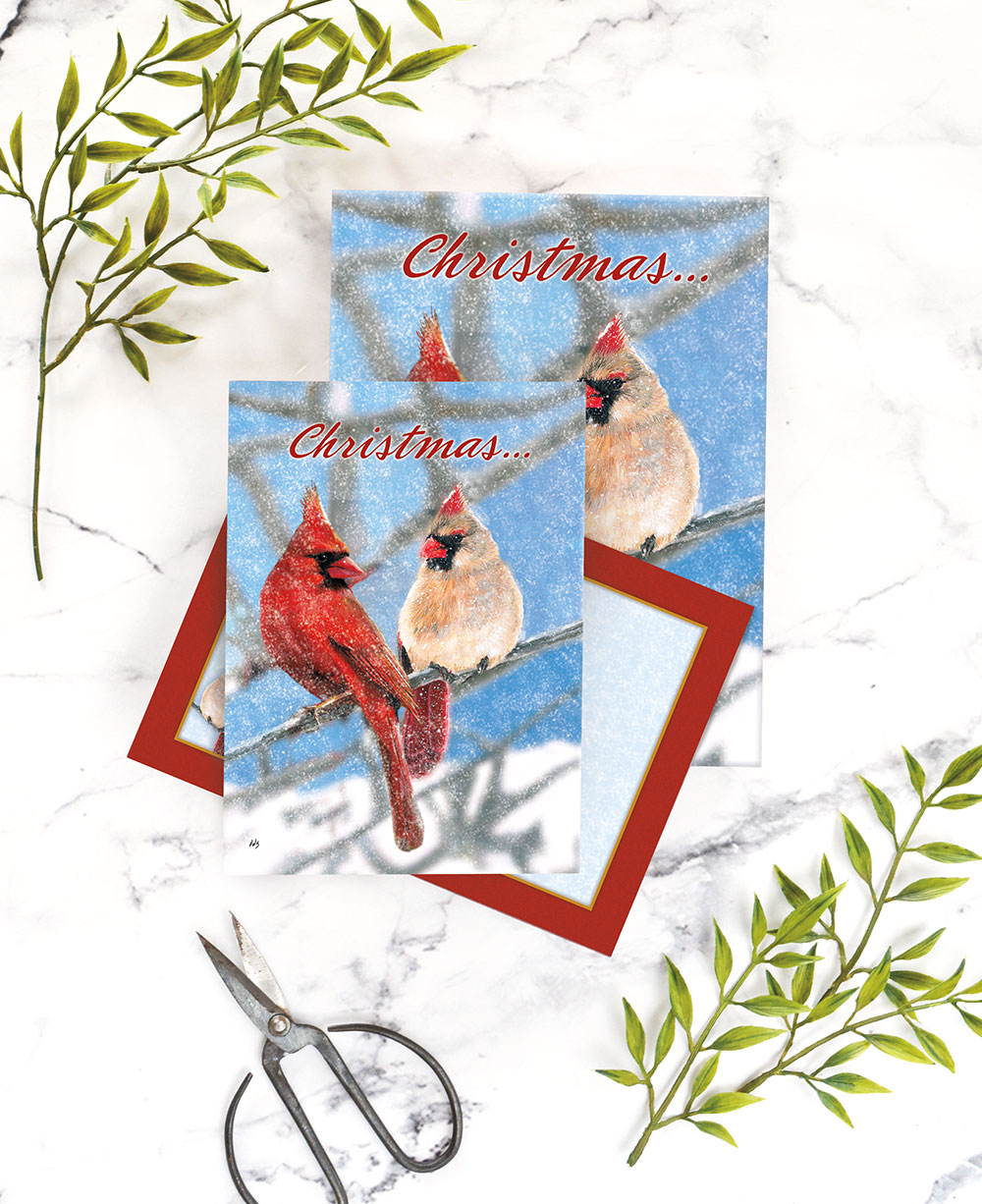 Boxed Holiday Greeting Cards