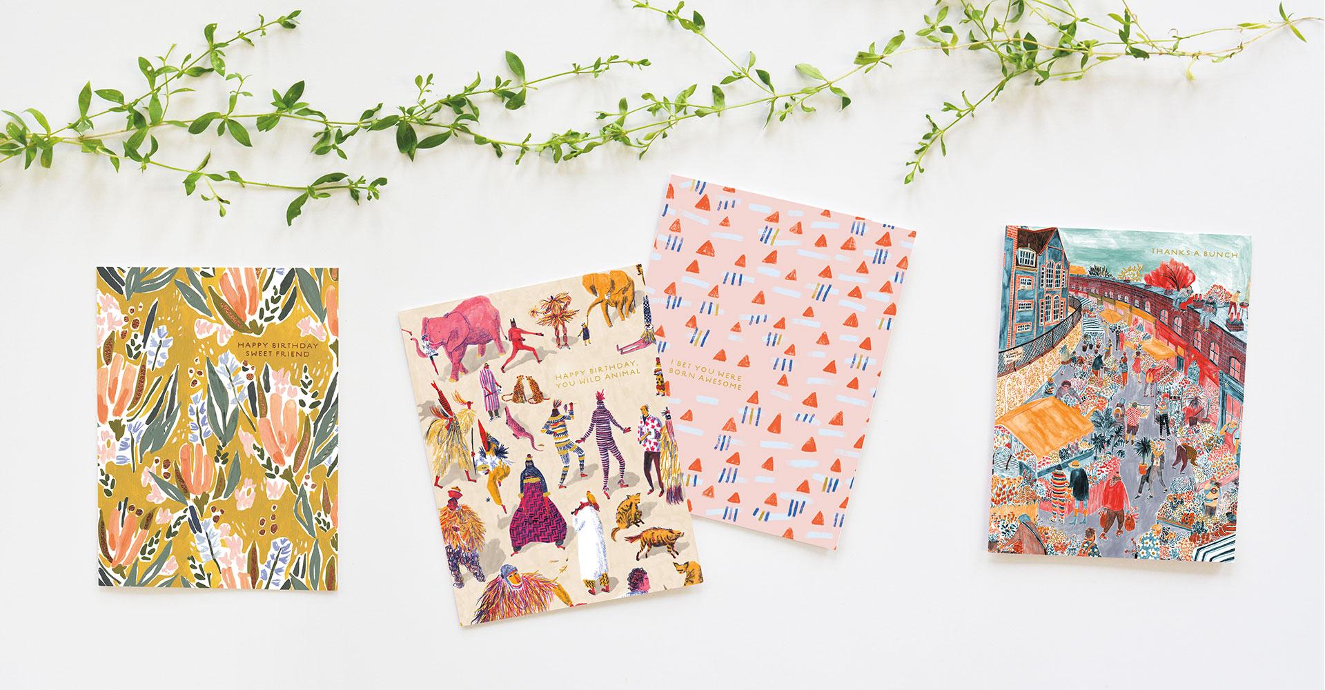 Seedlings Cards