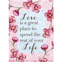 Love is a Great Place