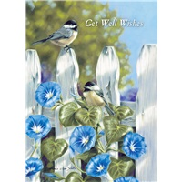 Garden Gate Chickadees