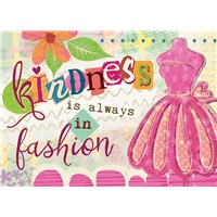 Kindness in Fashion