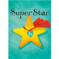 Caped Super Star