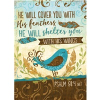 He Will Shelter You