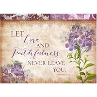 Let Love and Faithfulness