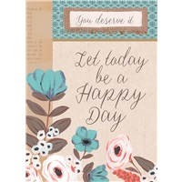 Let Today be Happy