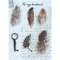 Feathers and Key