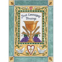 First Communion Chalice