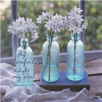 Paperwhites in Jars