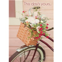 Bouquet Bike