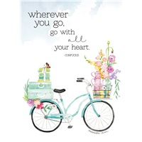 Wherever You Go Bike
