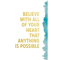 Believe With Your Heart