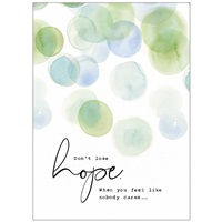 Hope Bubbles
