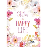 Grow A Happy Life
