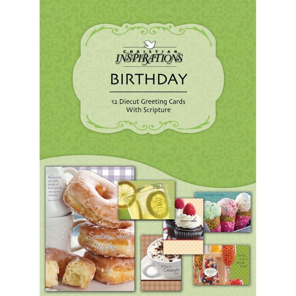 Birthday Boxed Greeting Cards Ci22320