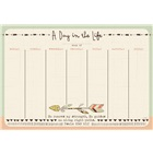 A Day in the Life  Planner Pad ADL37191