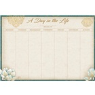 A Day in the Life  Planner Pad ADL37874