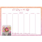 A Day in the Life  Planner Pad ADL38161