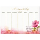 A Day in the Life  Planner Pad ADL38761