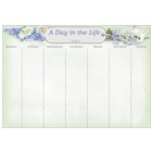 A Day in the Life  Planner Pad ADL38960