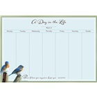 A Day in the Life  Planner Pad ADL39028