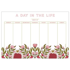 A Day in the Life  Planner Pad ADL43821