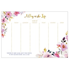A Day in the Life  Planner Pad ADL44589