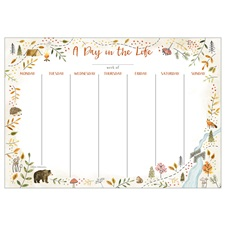 A Day in the Life  Planner Pad ADL44764