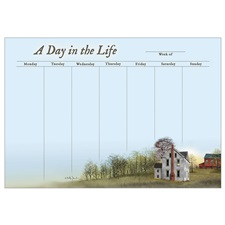 A Day in the Life  Planner Pad ADL44957