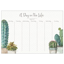 A Day in the Life  Planner Pad ADL46593