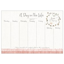 A Day in the Life  Planner Pad ADL46599
