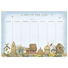 A Day in the Life  Planner Pad ADL46727