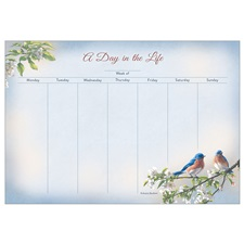 A Day in the Life  Planner Pad ADL46853