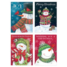 Assorted Holiday Card Set AHS39504