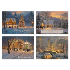 Assorted Holiday Card Set AHS40767