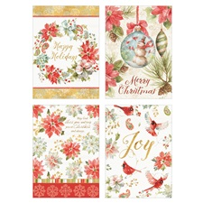 Assorted Holiday Card Set AHS41871