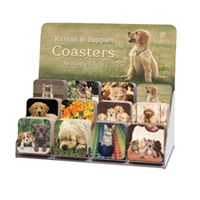 Kittens & Puppies, Coaster Collection