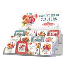 Country Fresh, Coaster Collection