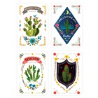 La Boutique De Cactus Deluxe Assorted Note Cards DAN36064