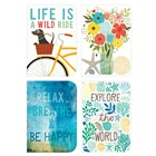 Let's Ride Deluxe Assorted Note Cards DAN37811