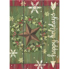 Holiday Cards in a Box HBX54555