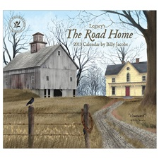 The Road Home 2019 Mini Wall Calendar MCA44961