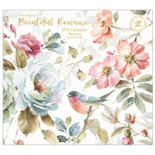 Beautiful Romance 2019 Mini Wall Calendar MCA46557