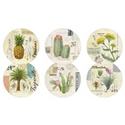 Field Guide Rerversible Assorted Coaster Set RCS36140