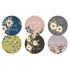 Live Simply Rerversible Assorted Coaster Set RCS36636
