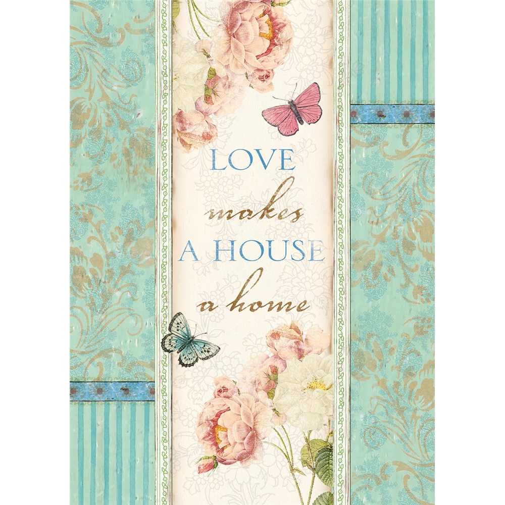 Legacy New Home Greeting Cards Scd10574