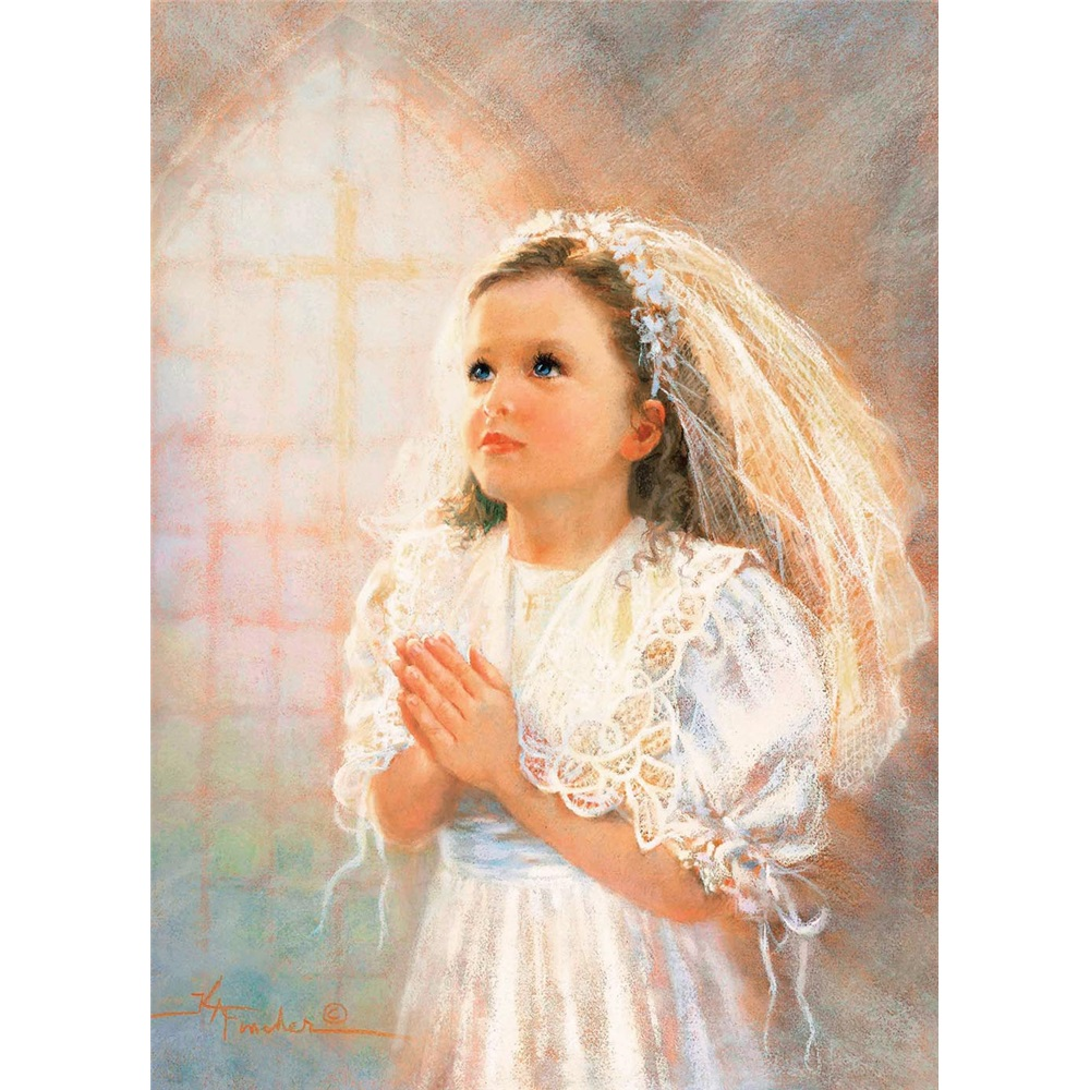 Legacy Of Faith First Communion Greeting Cards Scd10763