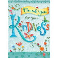 Thank You - Kindness SCD12634