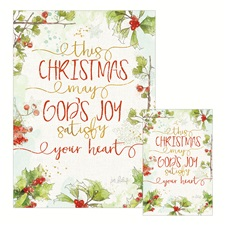 Christmas - Prayer Life SSC55634