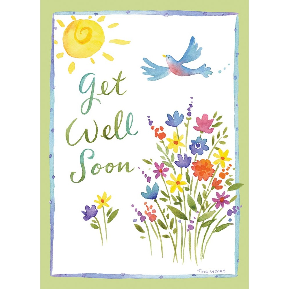 Legacy Get Well Value Greeting Cards Vgc12622