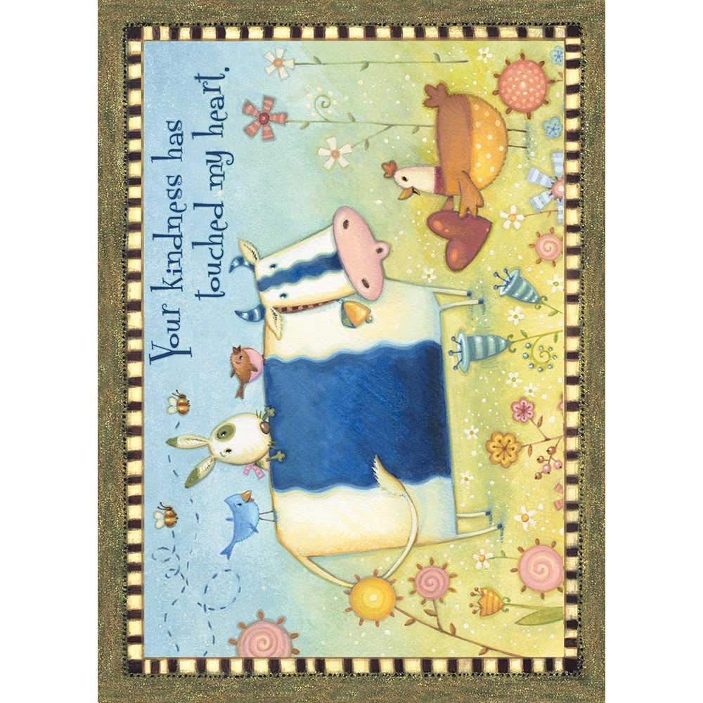 Legacy Thank You Value Greeting Cards Vgc6075
